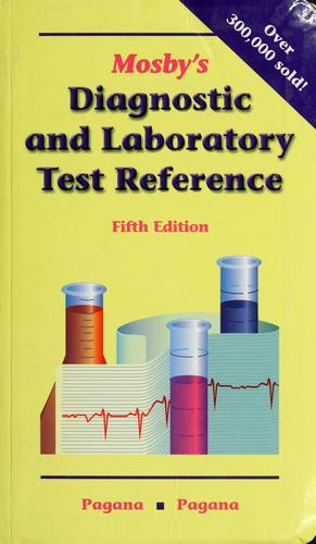 Download Mosby's diagnostic and laboratory test reference