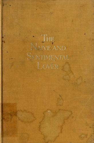 Download The naive and sentimental lover.