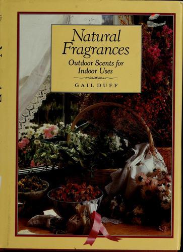 Download Natural fragrances