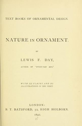 Download Nature in Ornament