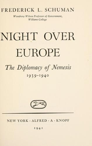 Download Night over Europe