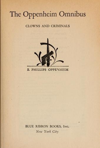 Download The Oppenheim omnibus