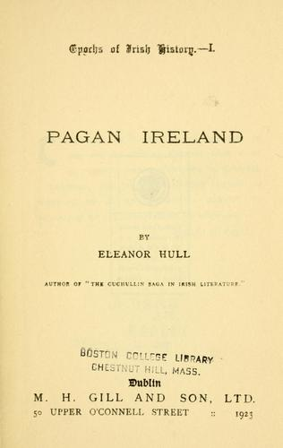 Pagan Ireland