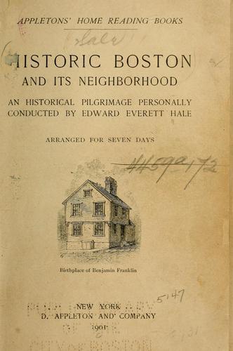 Download Historic Boston and its neighborhood