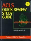 Acls Quick Review Study Guide