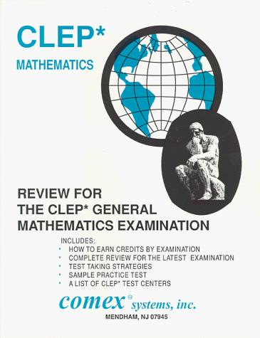Download Review for the CLEP General Mathematics Examination
