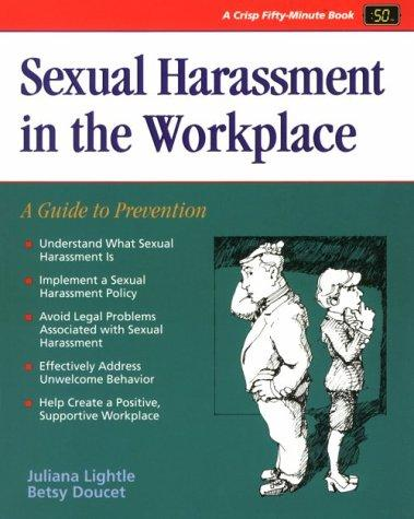 Download Sexual harassment in the workplace