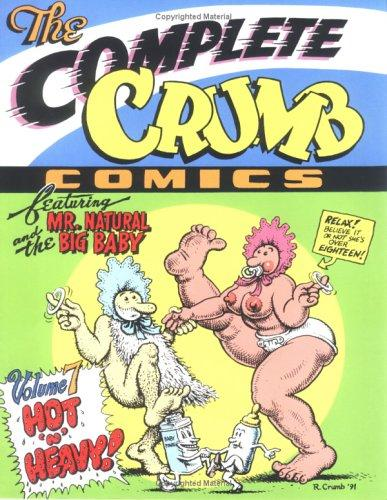 Download Complete Crumb Comics