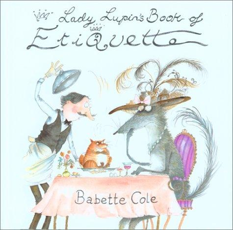 Download Lady Lupin's book of etiquette