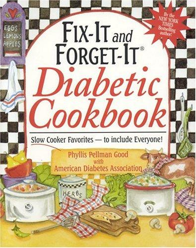 Download Fix-It and Forget-It Diabetic Cookbook