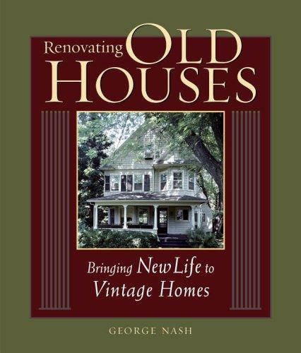 Download Renovating Old Houses