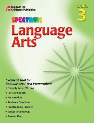 Spectrum Language Arts, Grade 3 (Spectrum)
