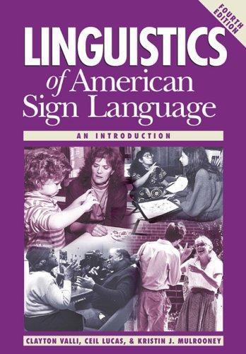 Download Linguistics of American Sign Language