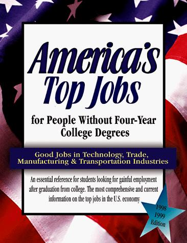 Download America's Top Jobs for People Without a Four-Year Degree