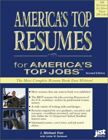 Download America's top resumes for America's top jobs.