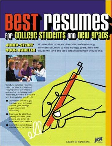 Download Best resumes for college students and new grads