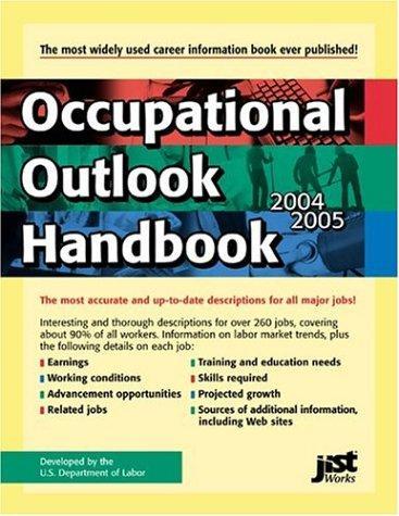 Download Occupational Outlook Handbook