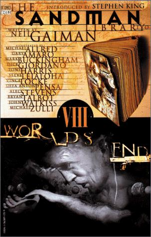 Worlds' End (Sandman, Book 8) by Neil Gaiman, Dave McKean