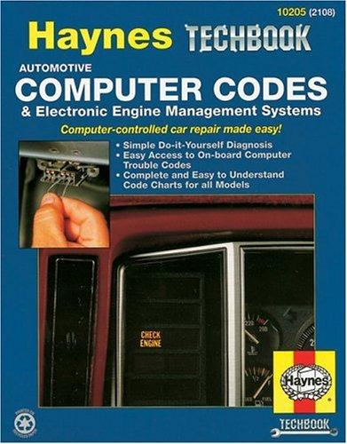 Download The Haynes computer codes & electronic engine management systems manual