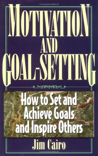Download Motivation and goal-setting