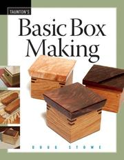 Thumbnail of Basic Box Making