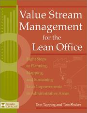 Value Stream Management For The Lean Office PDF Download