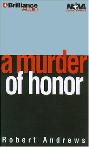 Download Murder of Honor, A