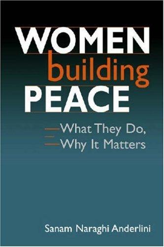 Download Women Building Peace