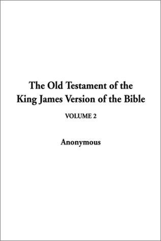 Download The Old Testament of the King James Version of the Bible