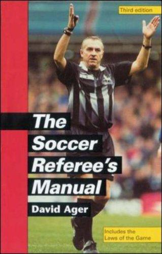 Download The soccer referee's manual