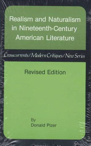 Download Realism and naturalism in nineteenth-century American literature