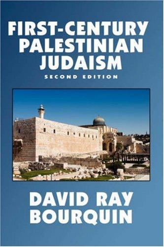 Download First century Palestinian Judaism