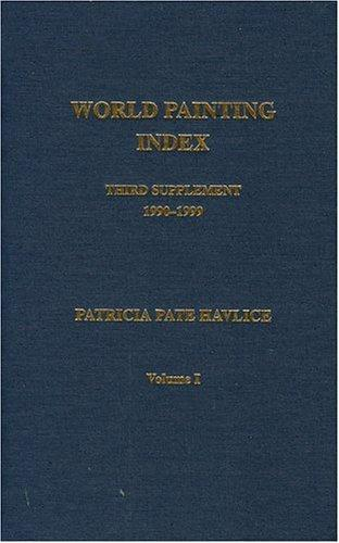 World painting index.