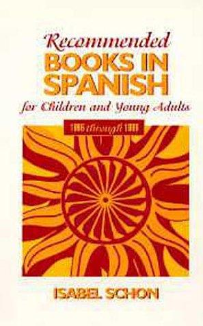 Download Recommended Books in Spanish for Children and Young Adults