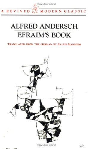 Efraim's book