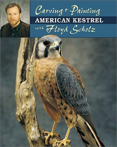 Image for Carving & Painting an American Kestrel with Floyd Scholz
