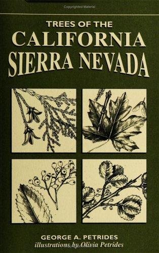 Download Trees of the California Sierra Nevada