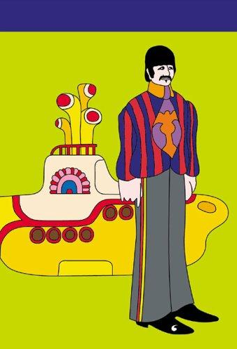 Yellow Submarine Notepad