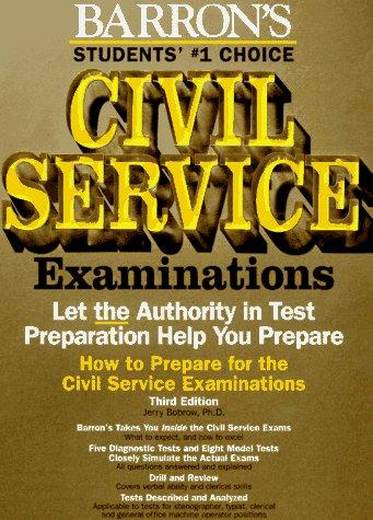 Download How to prepare for the Civil Service examinations for stenographer, typist, clerk, and office machine operator