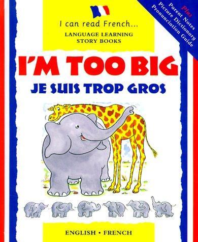 I'm too big =