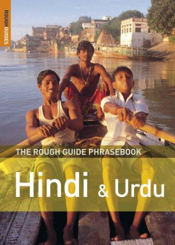 Download The Rough Guide to Hindi  &  Urdu Dictionary Phrasebook 3 (Rough Guide Phrasebooks)