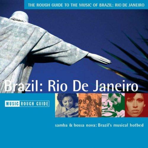 The Rough Guide to Rio De Janeiro CD (Rough Guide World Music CDs), Rough Guides