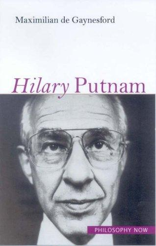 Download Hilary Putnam (Philosophy Now)