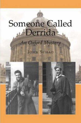 Someone Called Derrida