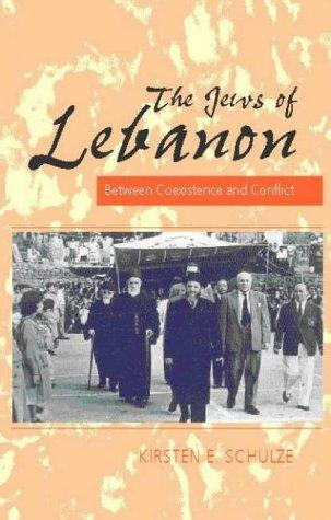 The Jews Of Lebanon