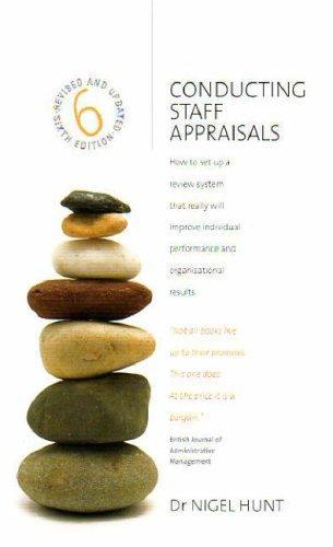 Conducting Staff Appraisals