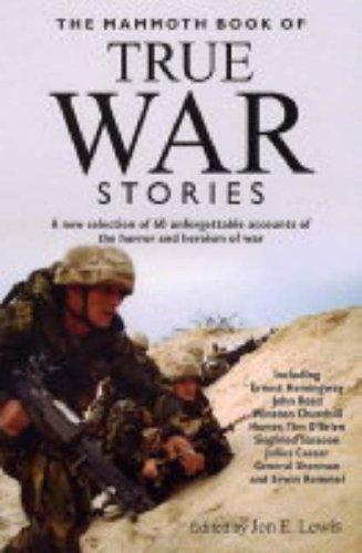 Download The Mammoth Book of True War Stories