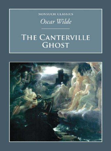 "The ""Canterville Ghost"""