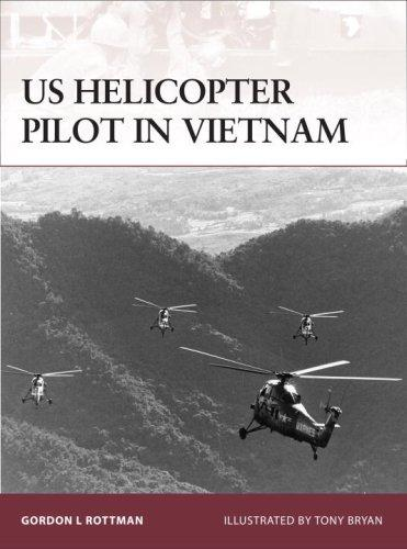 US Helicopter Pilot in Vietnam (Warrior) by Gordon Rottman