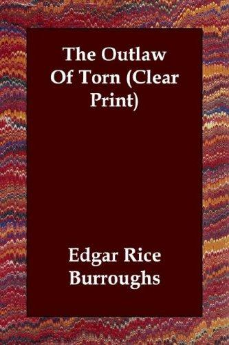 Download The Outlaw Of Torn (Clear Print)